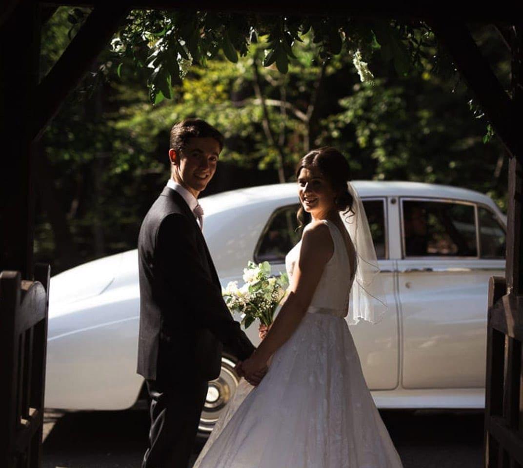 Wedding Photographer Essex - Bride And Groom - Nathalie Delente