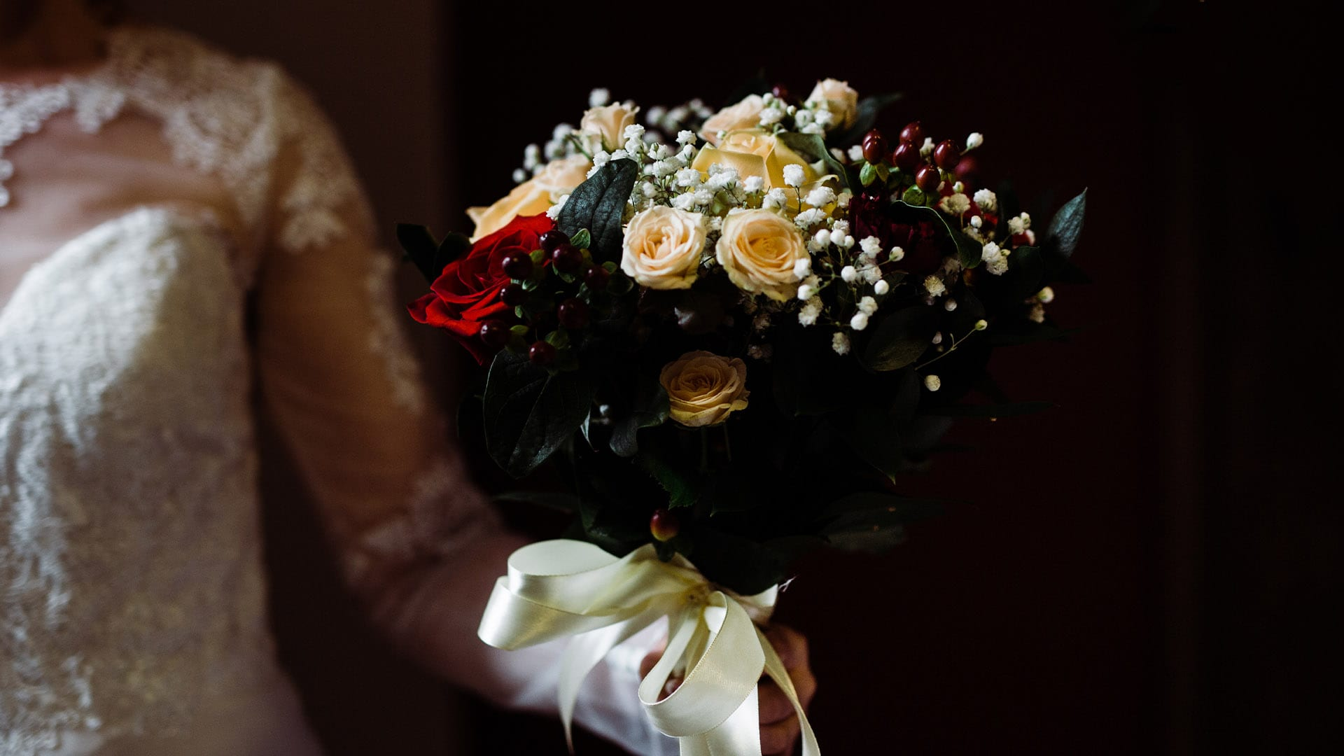 Wedding Photographer Chelmsford - Bouquet